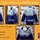 Camisola industrial con reflejantes mod. 17 postal