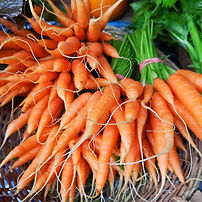That feeling when the winter carrots are