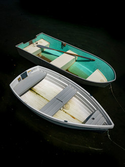 Two Dinghies