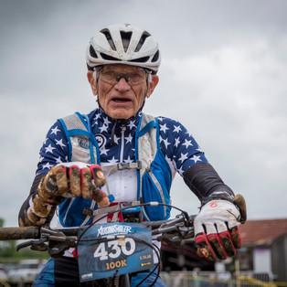 Octogenarian Mountain Biker