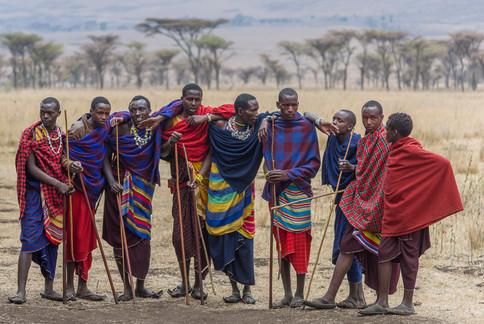 Masaai Junior Warriors