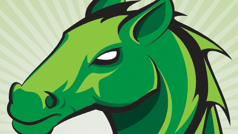 Redmond Mustangs Logo