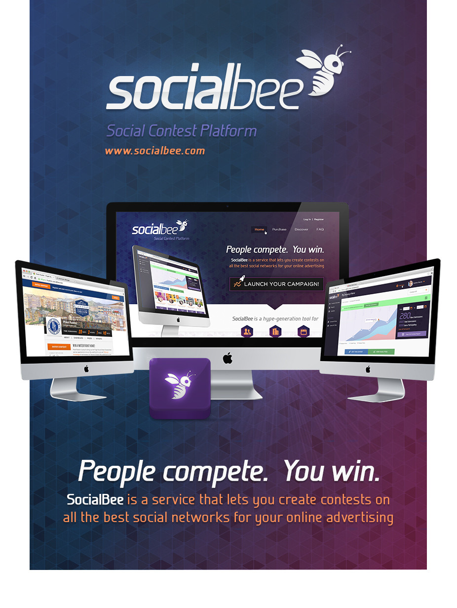 SocialBee App and Sites