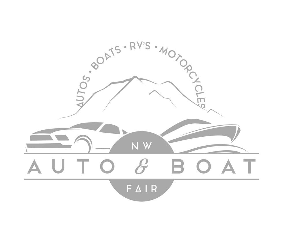 NW Auto & Boat Logo Design
