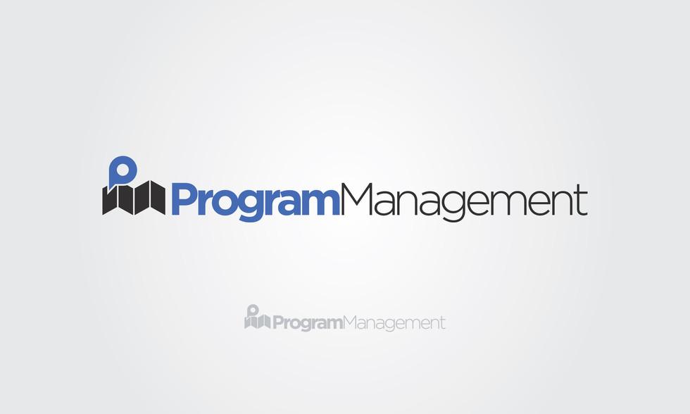 Program Management Team Rough Logo Concept