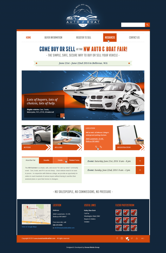 NW Auto & Boat Desktop Home Page