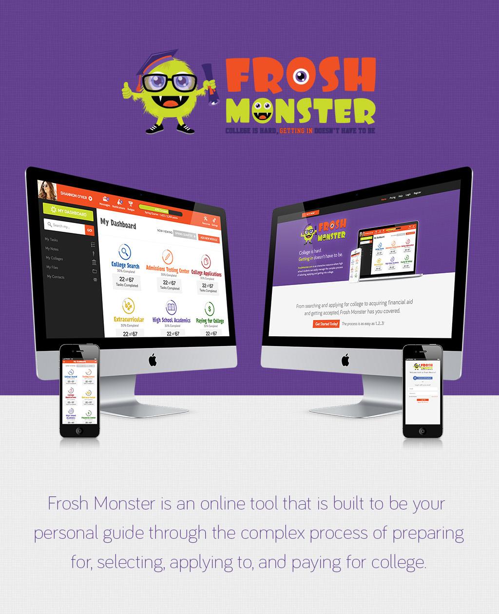 Frosh Monster Hero