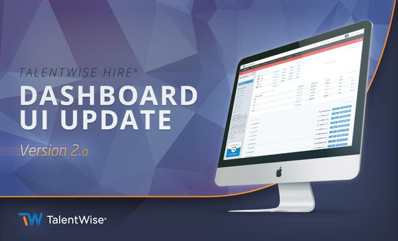TalentWise Dashboard Update Presentation Cover