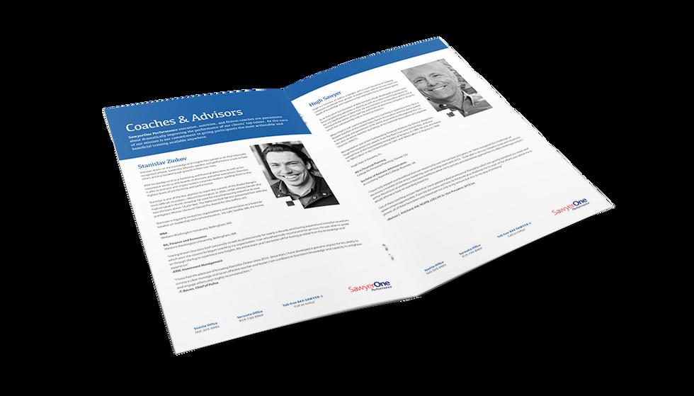 SawyerOne Services Brochure