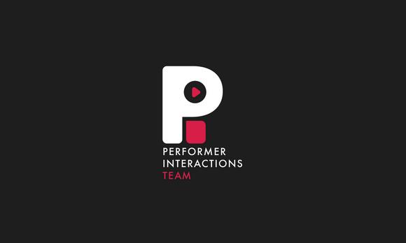Performer Interaction Final Logo Design