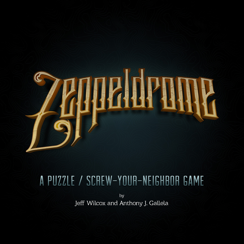 Zeppeldrome Logo