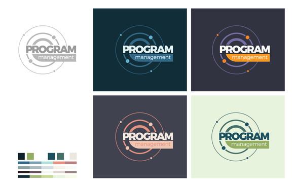 Program Management Team Logo Variations