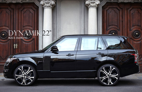 gmp italia dynamik f r land range rover sport 22 zoll. Black Bedroom Furniture Sets. Home Design Ideas