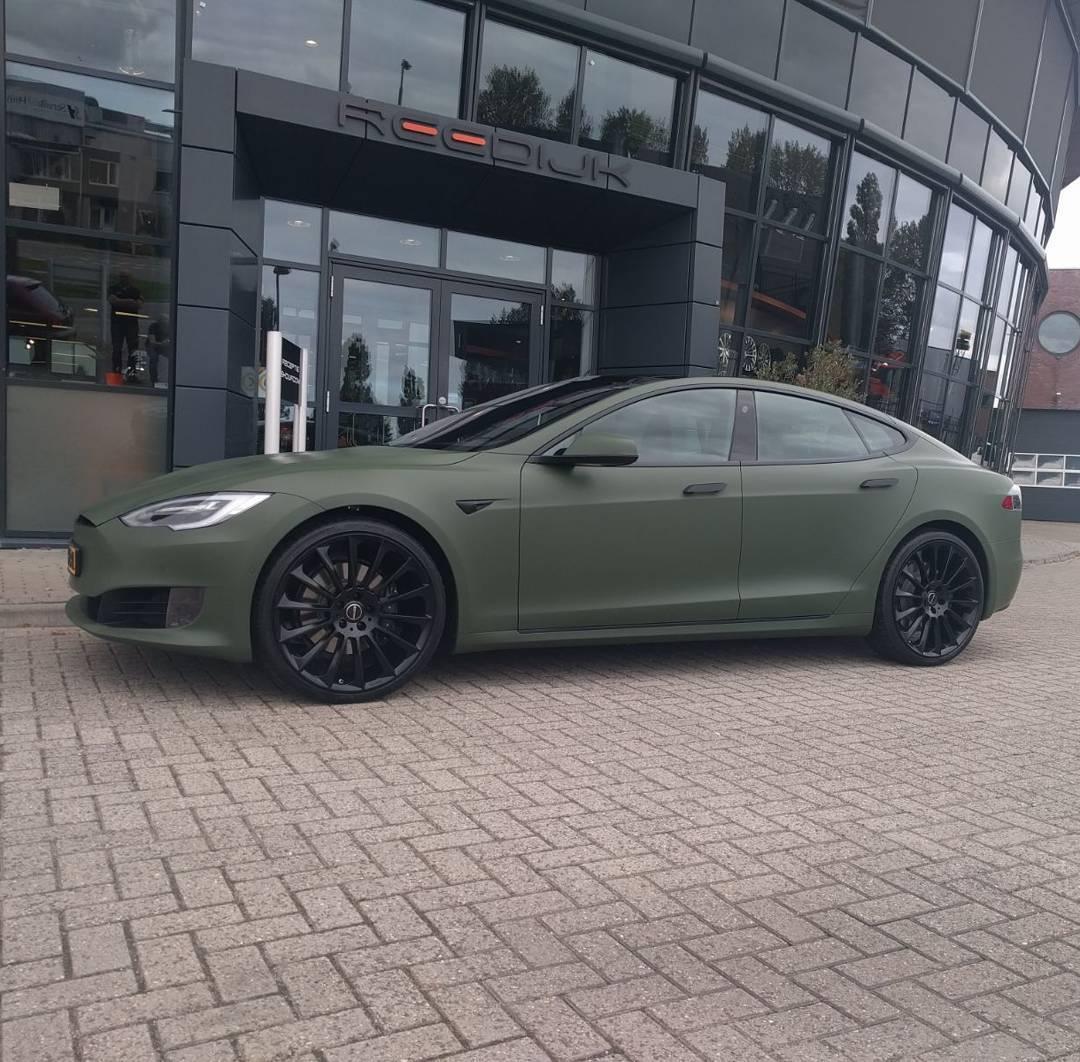 GMP Stellar Tesla