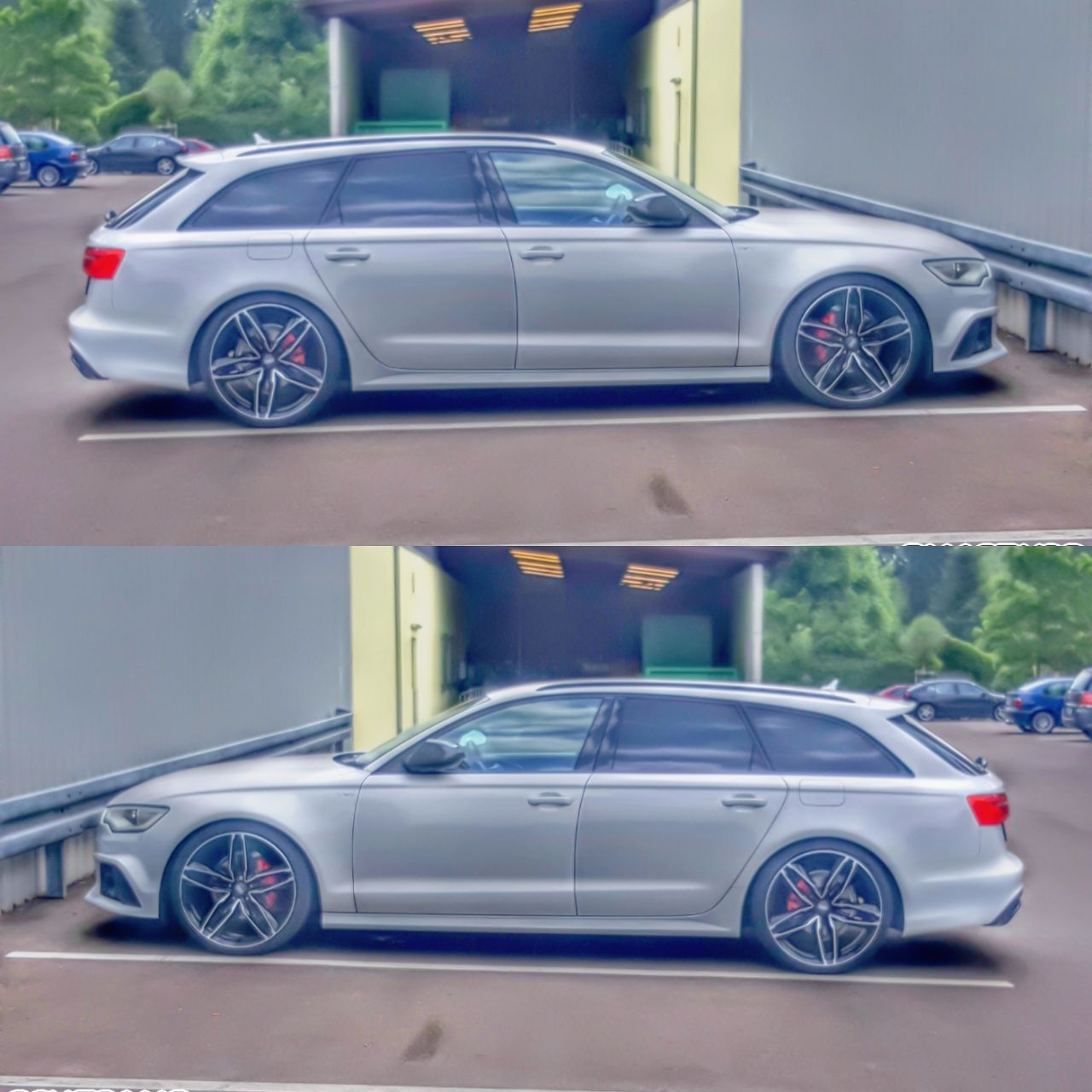 GMP Atom 21 Zoll Audi A6 4G