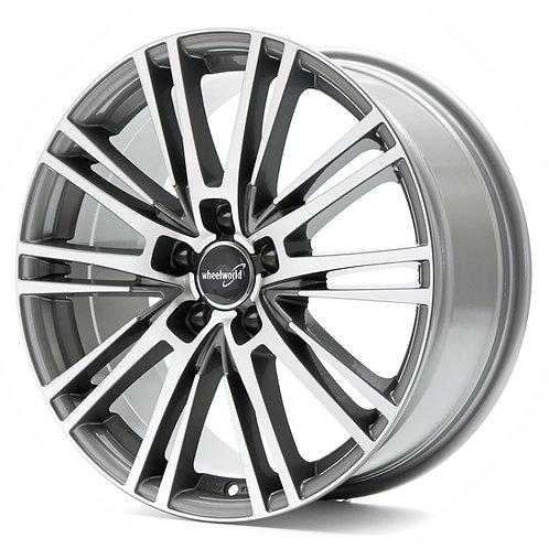 Wheelworld WH18 A3 A4 A6 A8 Q3 RS3 S4 TT 19 Zoll