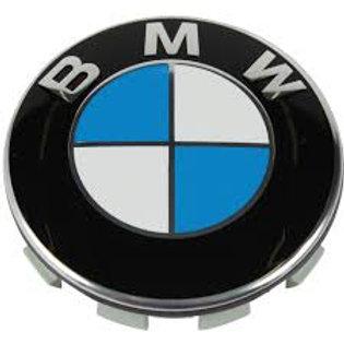 Original BMW Nabendeckel 4 Stück