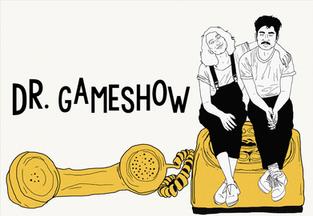 Dr. Gameshow Merch Design
