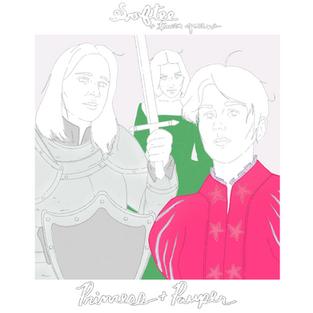 "Softee ""Princess + Pauper"" Single Cover Art"