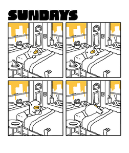 Sundays Comic