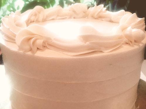 Cold Smoke Cake