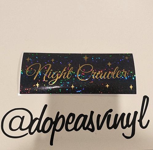 Night Crawler Slap
