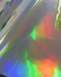 Holographic Oil Slick