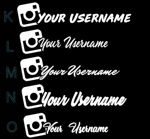 Instagram Promos