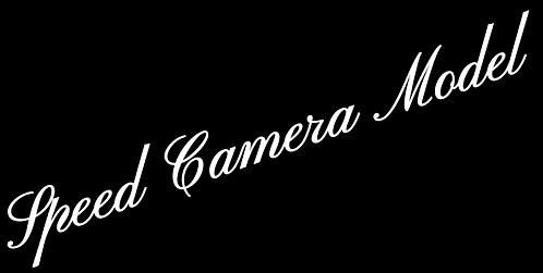 Speed Camera Model