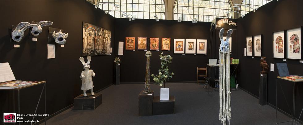 Urban Art Fair (Paris) 2019