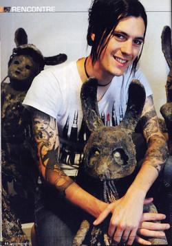 2008 - Tatouage Magazine (01)