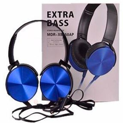 AUDIFONOS EXTRA BASS C/CABLE