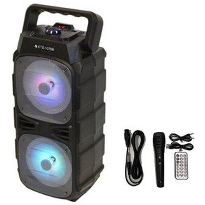 PARLANTE BLUETOOTH /USB/MICROFONO/AUX/RADIO