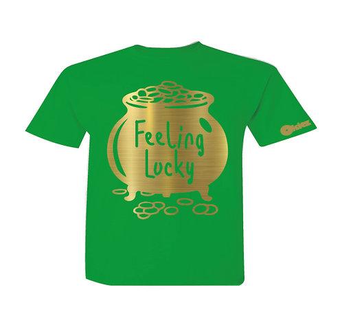 Feeling Lucky Pot of Gold T-shirt