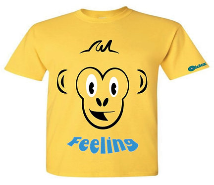 Happy Monkey  - Boy T-shirt