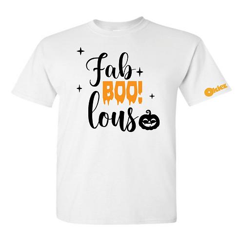 Halloween Faboolous T-shirt