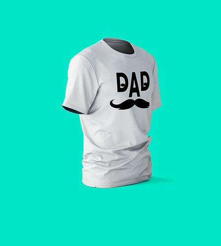 Mustache Dad T-shirt