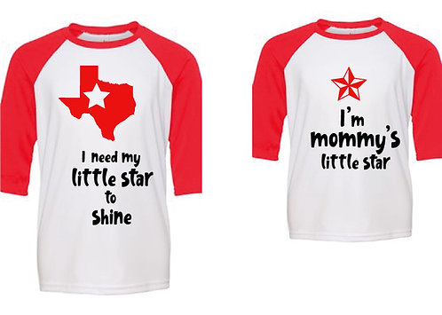 Mother-Child connection - Texas Star Design