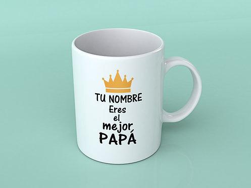 Mejor Papá Coffee / Tea Mug (White)
