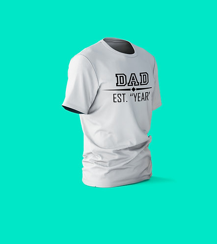 Established Dad T-shirt