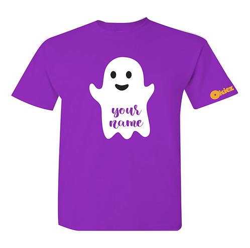 Halloween Boy Ghost T-shirt