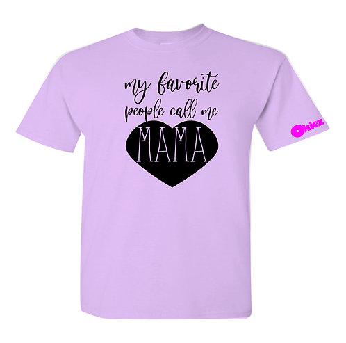 Call me Mama T-shirt