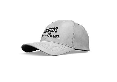 Cowboy Car Crushing Baseball Hat