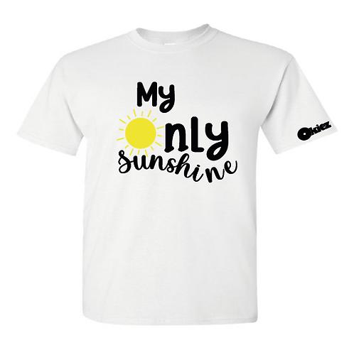 Toddler t-shirt connection - Sunshine