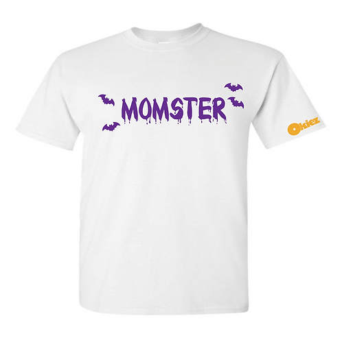 Halloween Momster T-shirt