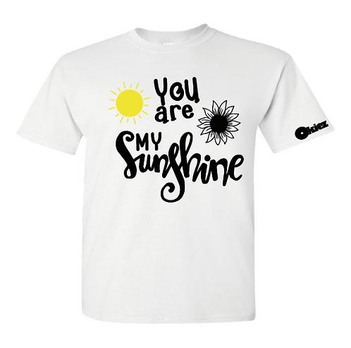 Mother t-shirt connection - Sunshine
