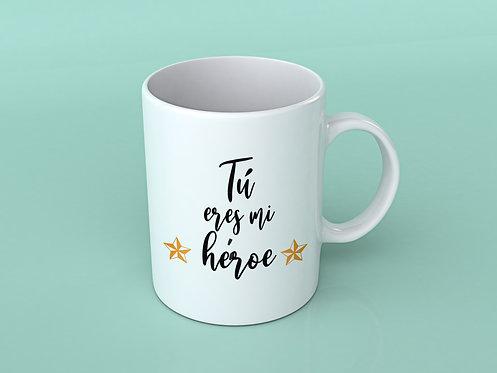 Hero Coffee / Tea Mug (White)