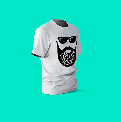 Bearded Dad T-shirt