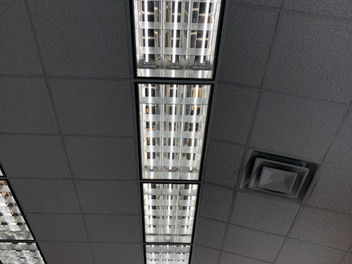 Hempstead Public Library LED Lighting upgrade
