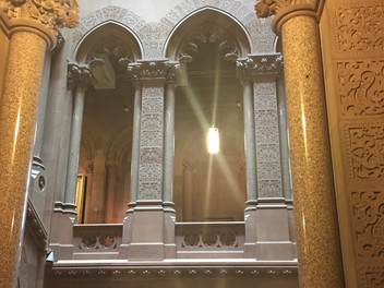 New York State Assembly Architectural LED Retrofit